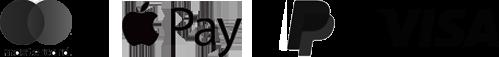 visa - mastercard - bank -paypal