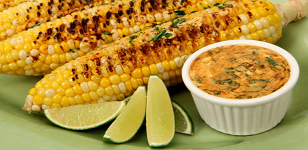 Lime and Chili Butter (with Grilled Corn)