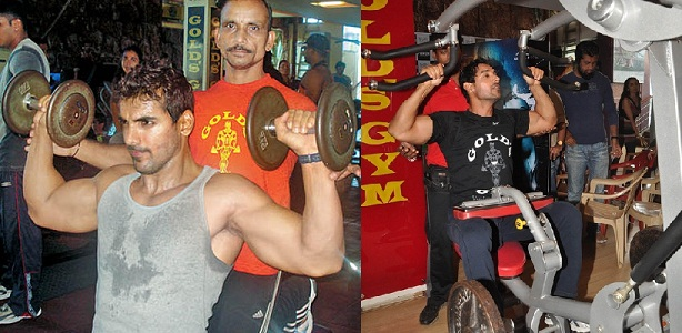 john-abraham-workout-in-gym