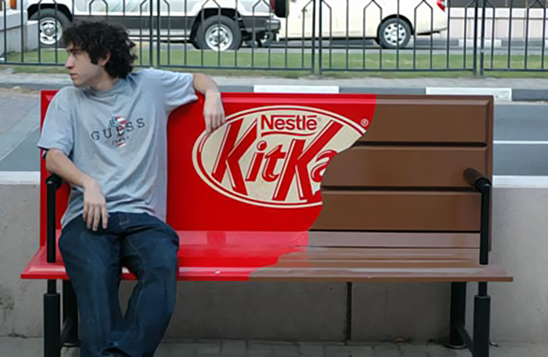 take-a-break-kit-kat-guerilla-marketing-promotions